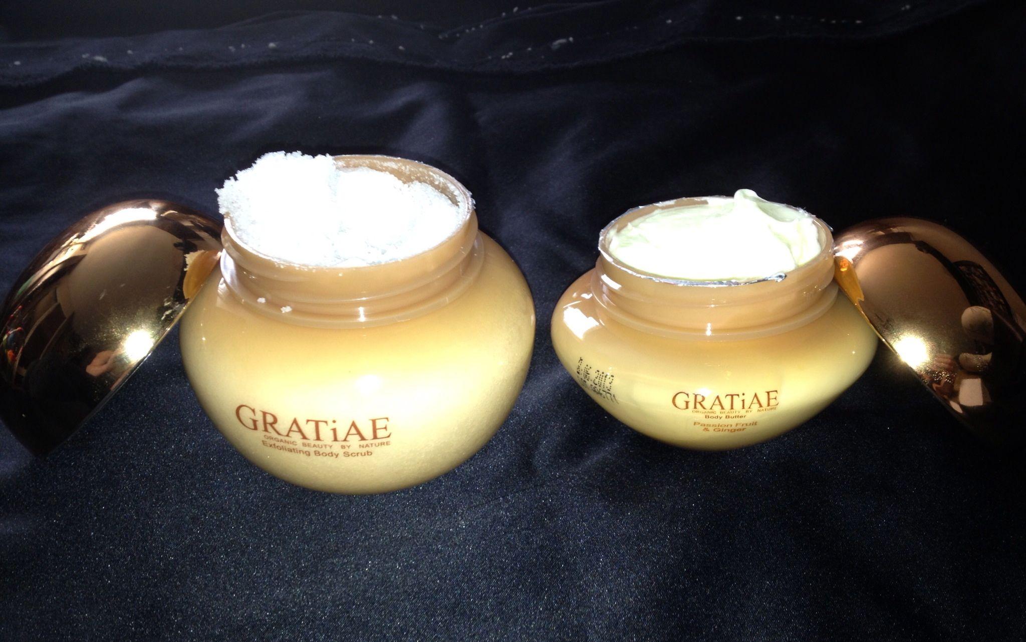 Gratiae Organic Beauty By Nature Reviews