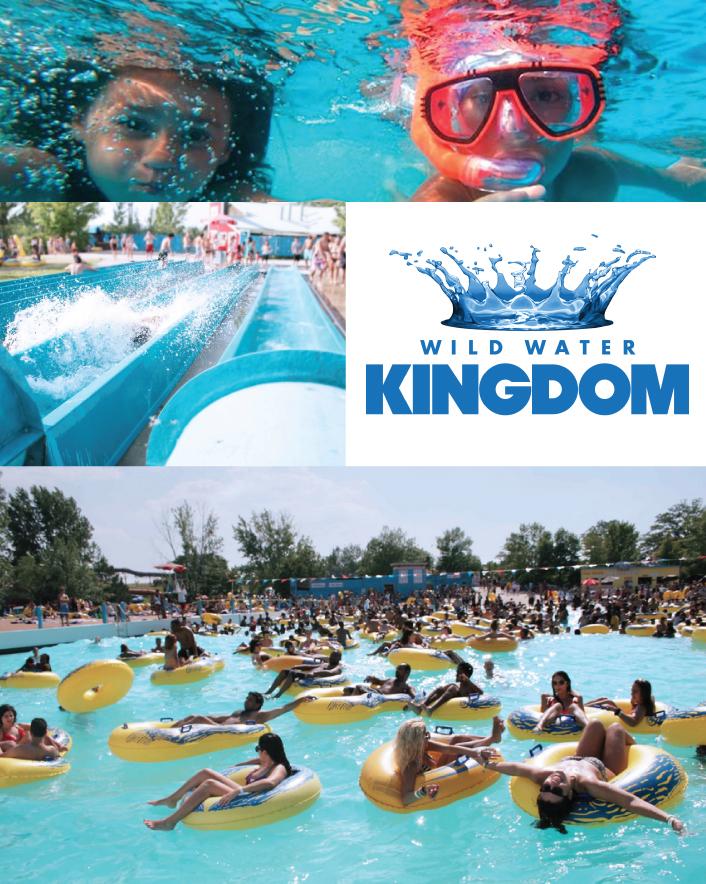 Wild Water Kingdom 85