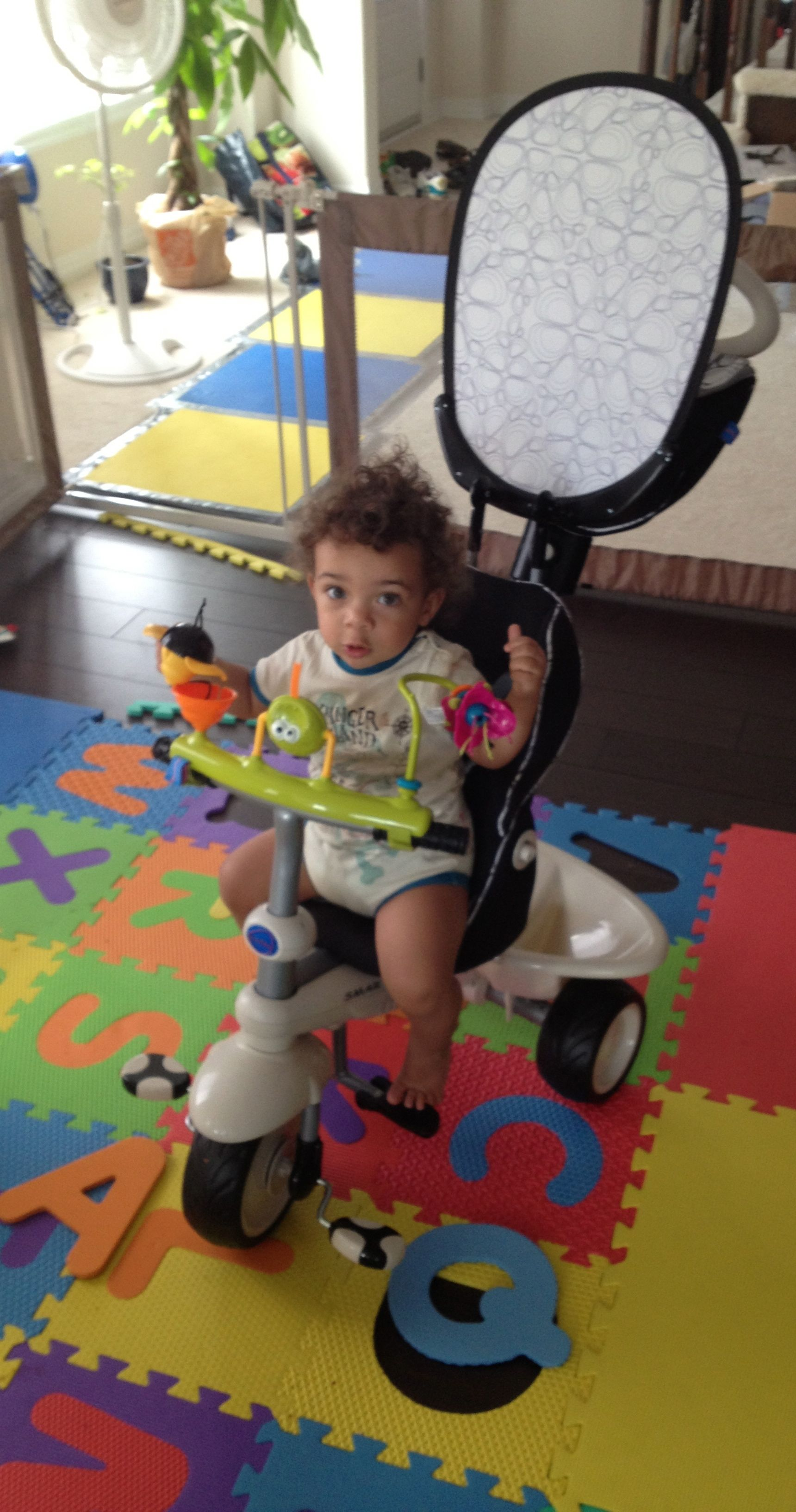 Smart Trike The Bike That Grows With Your Little One Milk And Coco