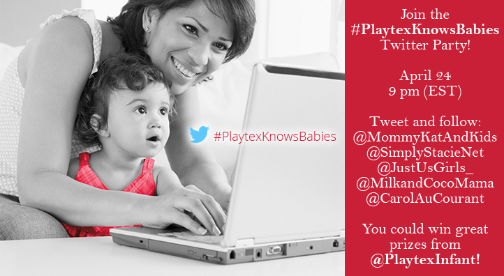 PlaytexKnowsBabies Promo Image for Kathryn