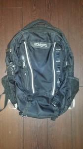 Old Backpack 2008