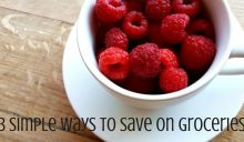 3 Simple Ways to Save On Groceries