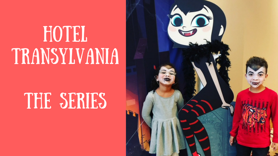 Check out Hotel Transylvania The Series on Teletoon – Milk and Coco