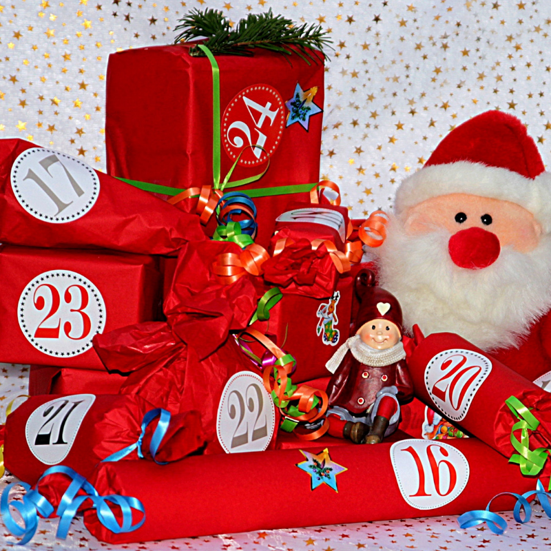 Christmas Countdown Ideas.Christmas Countdown Ideas For Families Milk And Coco